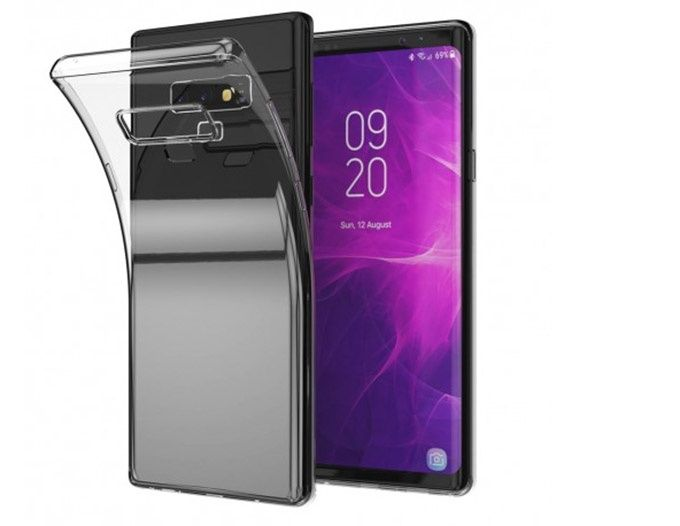 Transparent Note 9 skal