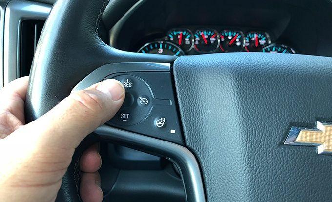 Test Chevrolet Silverado