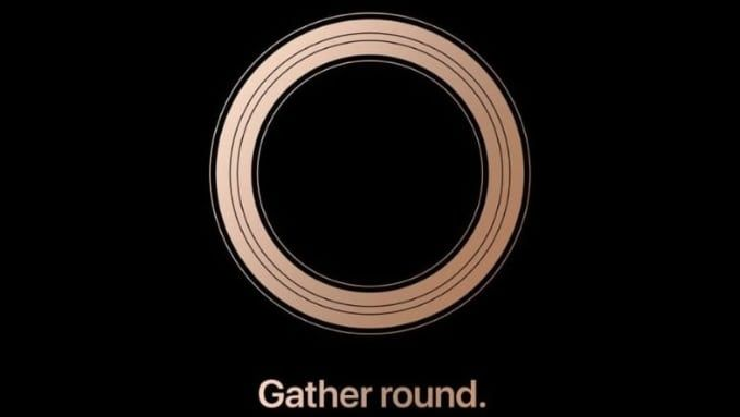 Apples september-event gather round