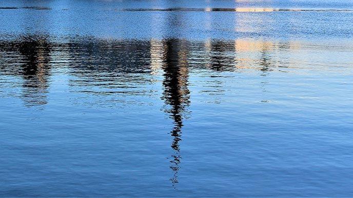 Foto: Vatten i Stockholm