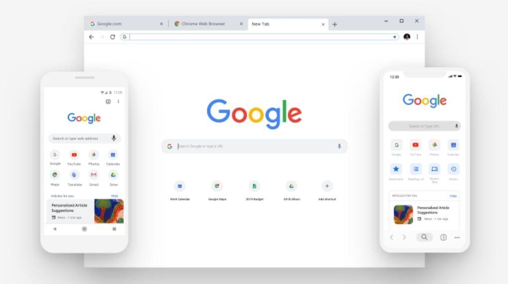 Chrome för Mac och IOS uppdateras – nytt utseende lagom till tioårsjubileet 096fa85ae555d