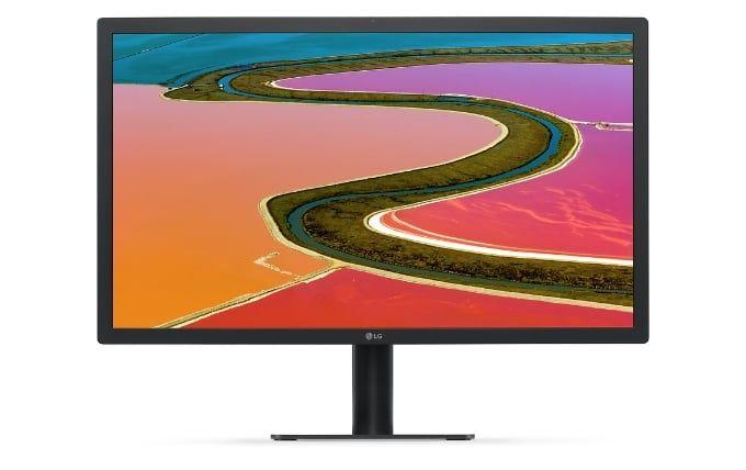 LG Ultrafine 4k