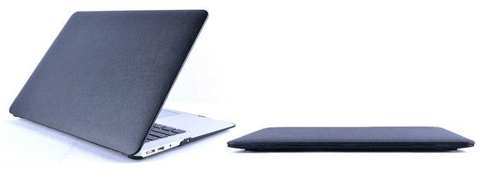 """Lädertäckt Skal Till MacBook Air 13"""""""
