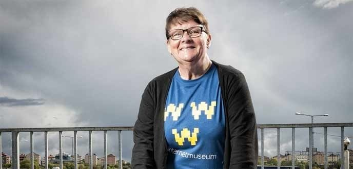 Anne-Marie Eklund Löwinder.