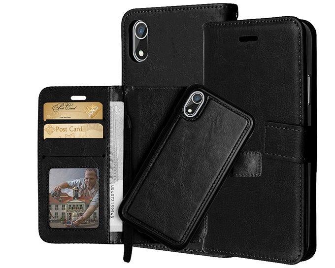 Plånboksfodral / Magnetskal iPhone Xs Max