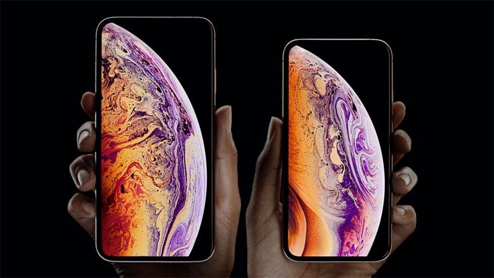 Iphone XS och XS Max