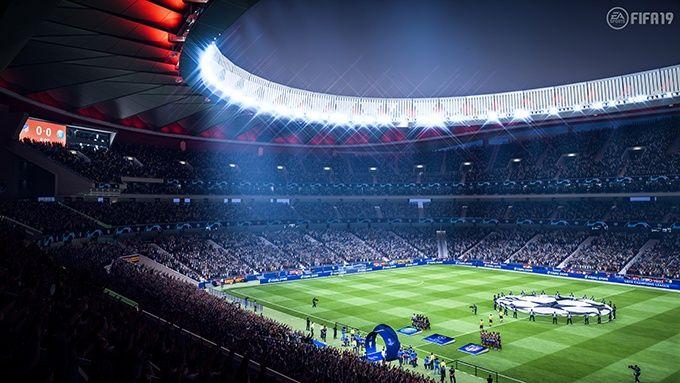 Ars Champions League Final Spelas Pa Wanda Metropolitano Station I Madrid Sa Sker Aven I Fifa