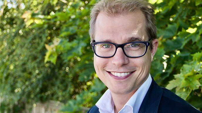 Glenn Johansson, Glesys.