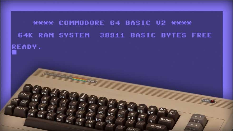 Nu kan du emulera Commodore 64 i din webbläsare – och välja mellan
