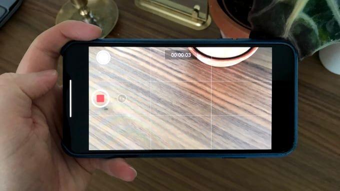 Iphone XS Max batteritid