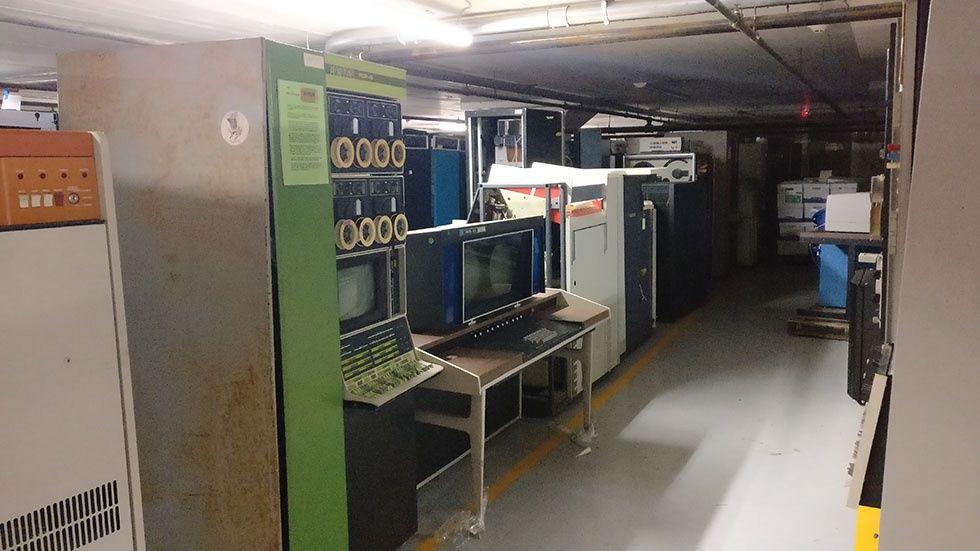 Gamla datorer
