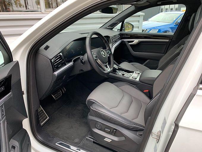 Test Volkswagen Touareg 2019