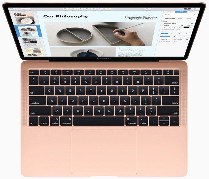 Nya Macbook Air