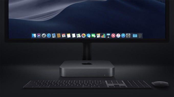 Nya Mac Mini 2018