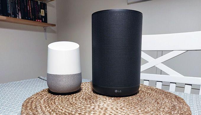 WK7 och Google Home