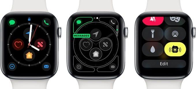 Watch OS 5.1.2 nyheter