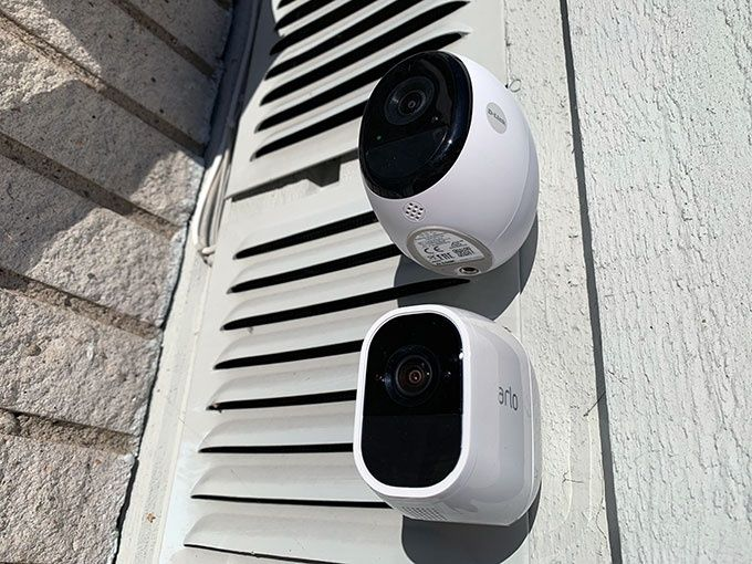 Test D-link Wire-Free Camera Kit