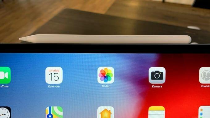 Fem sätt Apple Pencil är så mycket bättre nu
