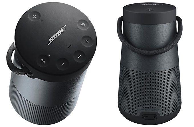 Bose SoundLink Revolve Plus Bluetooth speaker Black Friday