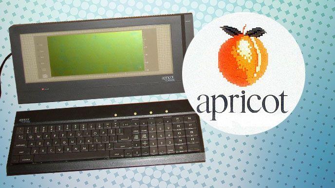 apricot computers