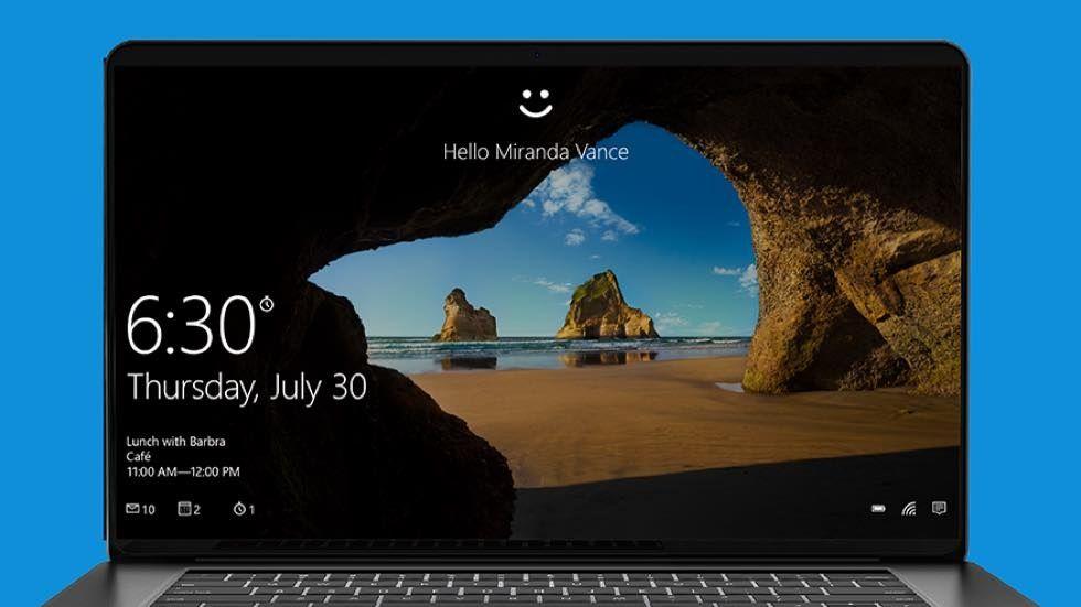 Hejdå till lösenord på företaget – så funkar Windows Hello for