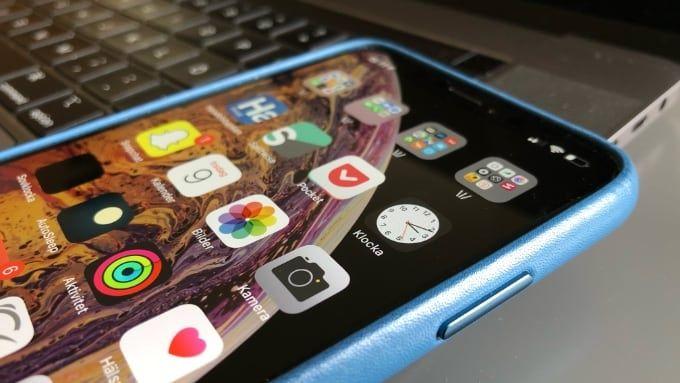 Skal till din Iphone XS och Iphone XS Max