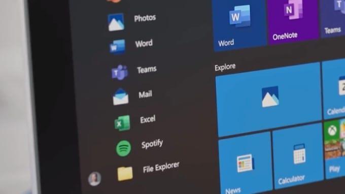 Också Windows 10 kan få nya ikoner