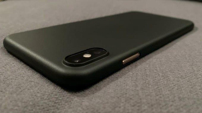 Test skal och fodral till Iphone XS/Iphone XS Max