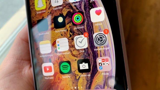 Långtidstest: En månad med Iphone XR