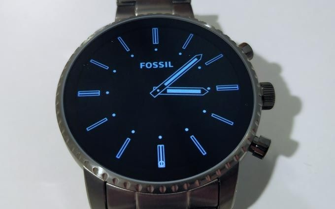 Fossil Q Explorist HR Gen 4