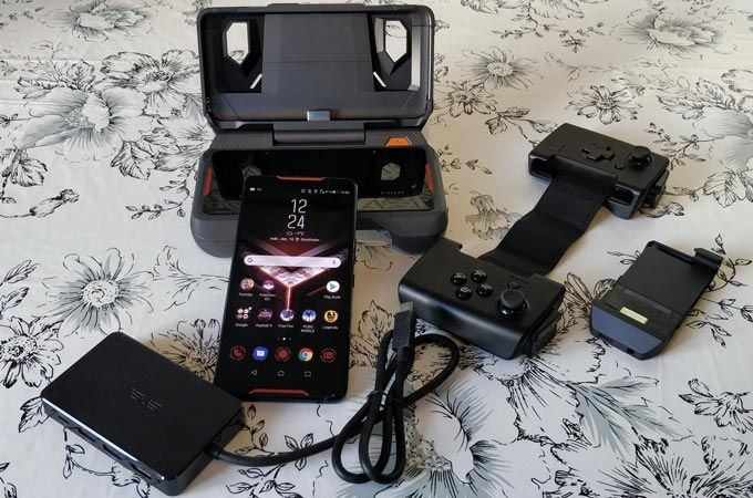 ROG Phone tillbehör