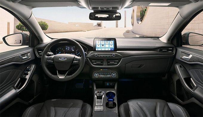Test Ford Focus Vignale