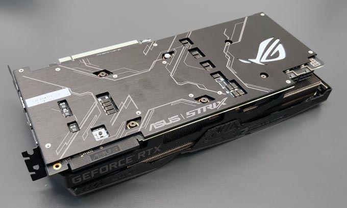 Asus ROG Strix RTX 2080 Ti O11G Gaming