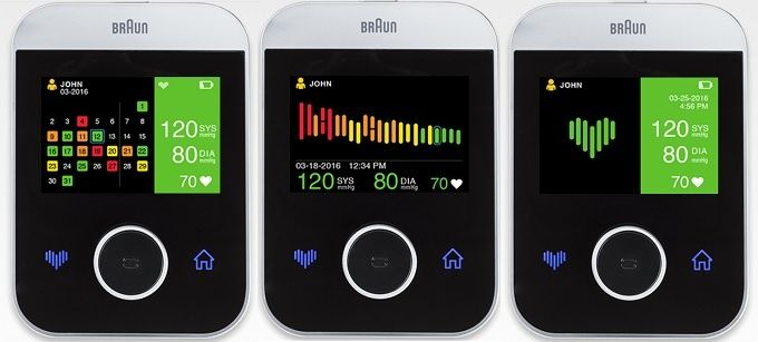 Braun Active Scan 9