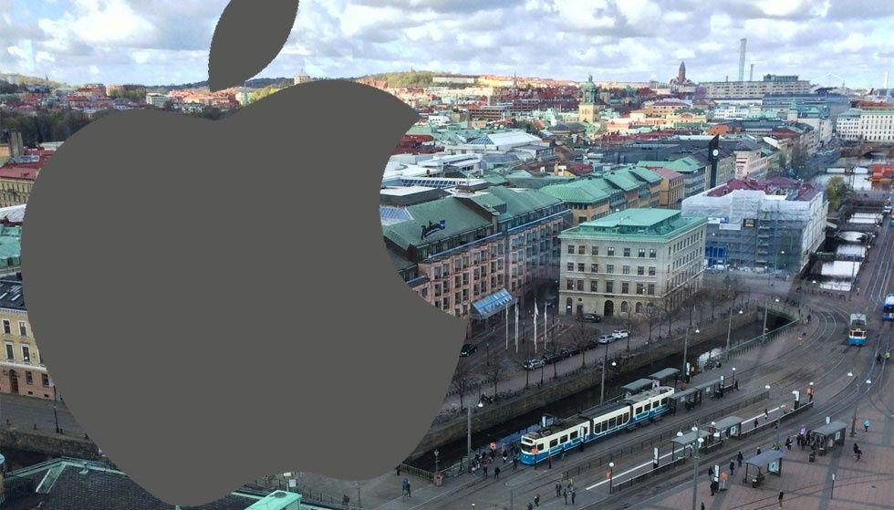 0b7edcd7 De tar hem nya Apple-avtalet i Göteborg - Computer Sweden