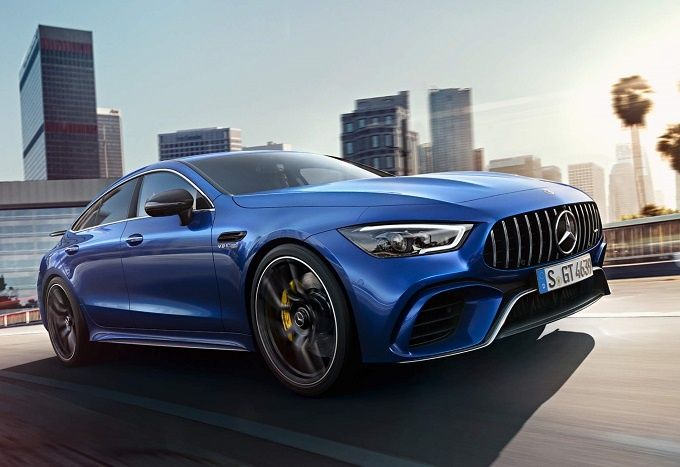 Mercedes AMG GT 63 S 4Matic+
