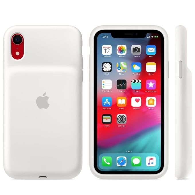 Smart Battery Case för Iphone XR