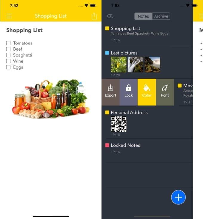 Memo app - alternativ till Anteckningar