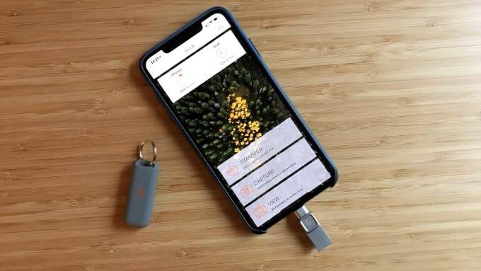 Kingston Bolt: Lokal Iphone-lagring för molnvägrare