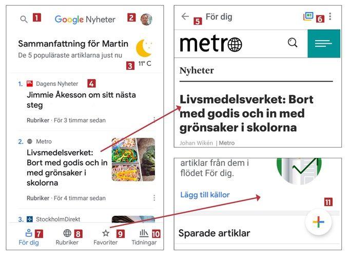 Google Nyheter