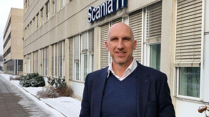 Scanias cio, Jan Andries Oldenkamp