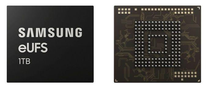 Samsung eufs 2.1