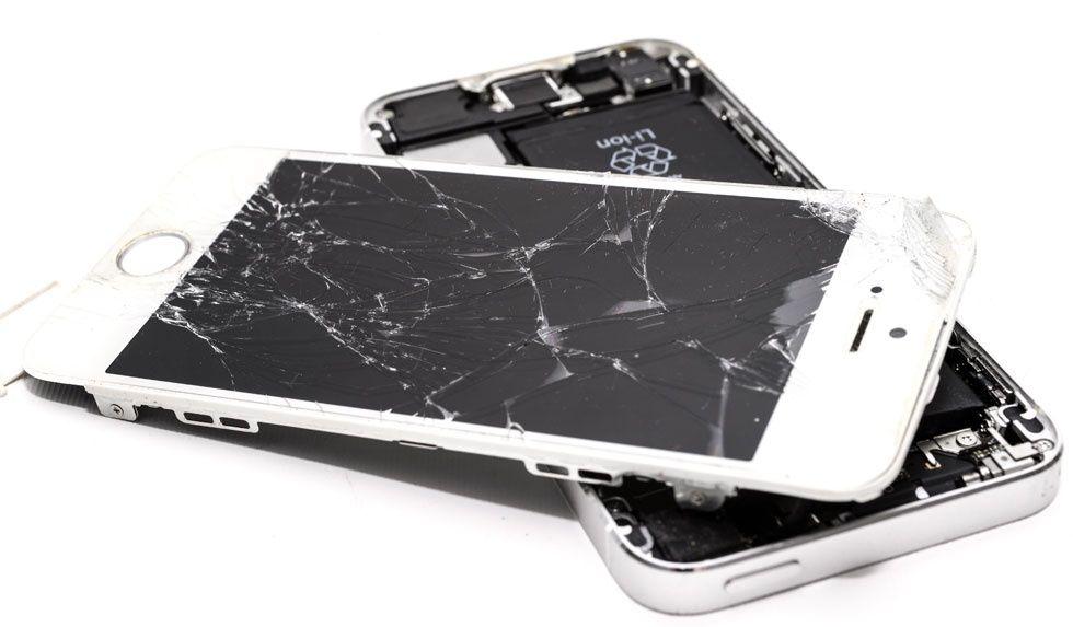 laga trasig mobilskärm