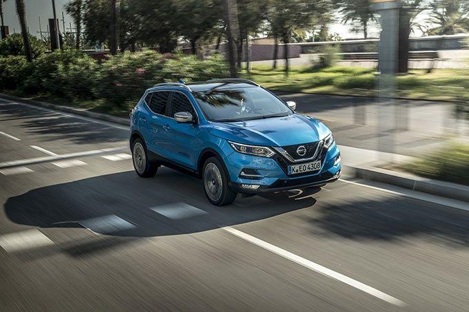 Test Nissan Qashqai 2019