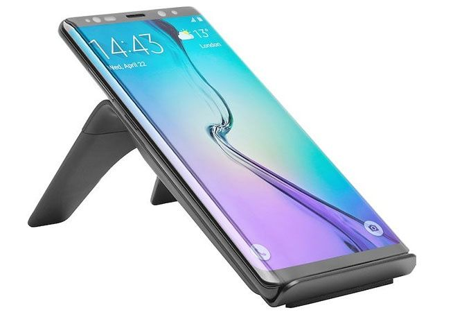 5 bästa trådlösa laddare för Galaxy S8