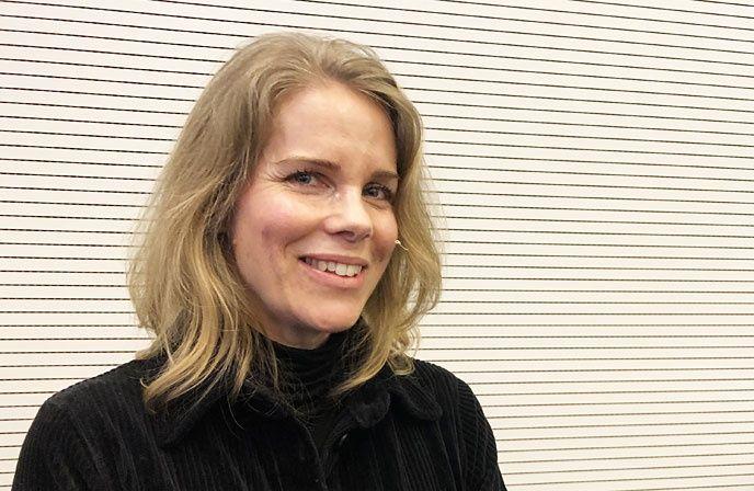 Anna Bergare, affärsutvecklare på H&M Laboratory