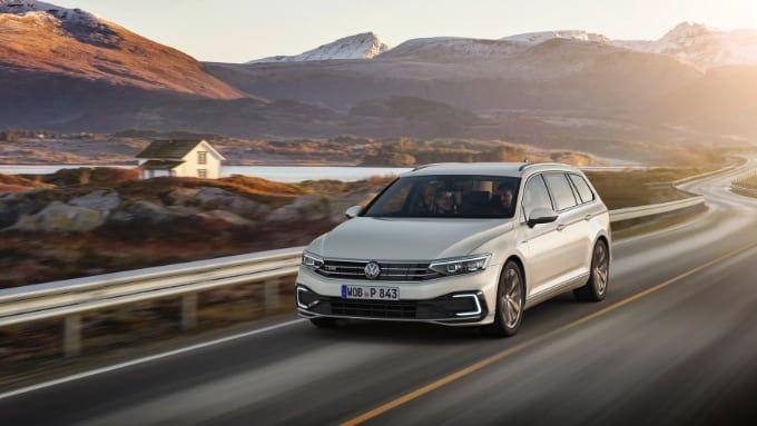 Volkswagen får trådlös Carplay år 2020