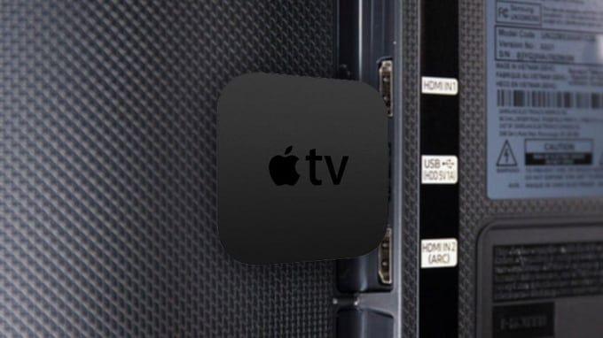 Ny Apple TV 2019