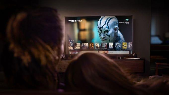 Apple streamingtjänst