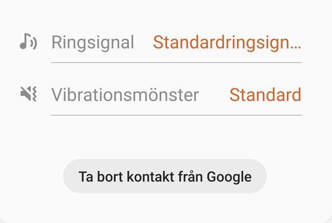 Ringsignaler